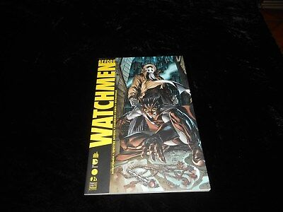 Before Watchman 2a Editions DC/Urban comics 2013