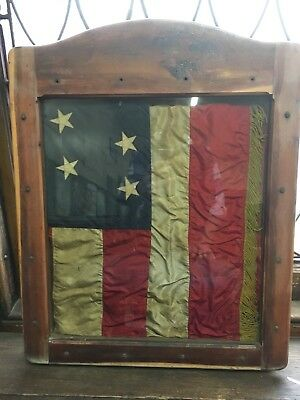 World War 2 American Flag 48 Stars Assembly