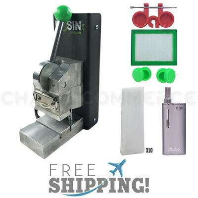 Rosin Tech Products RTP Go Heat Press Oil Extractor + 10 FREE ROSIN BAGS!!!