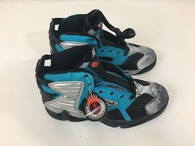 48529f0432b 1995 Nike X NHL Air Street Express Sz 10.5 DS CCM Hockey Vintage Nike Shoes  90s
