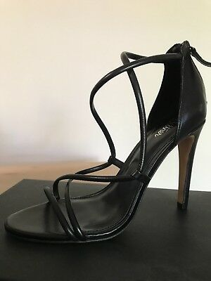 Ladies Shoes Wittner Black Heels size 40 BNWT