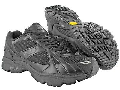 Britsh Army Issue Black Magnum Running Trainers - Used Grade 1 - All Sizes