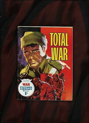 War Picture Library # 265_Total War_Nov.1964_Nice Copy