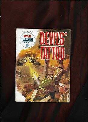 War Picture Library #266_Devils'Tattoo_Nov.1964_Nice Copy.