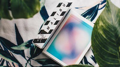 Malibu Playing Cards by Toomas Pintson Poker Spielkarten Cardistry