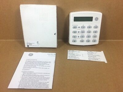 GE Interlogix 60-746-01 Alpha Keypad For Concord and Concord Express Panels
