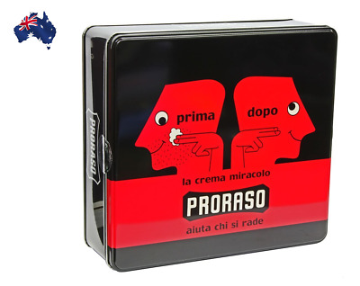Proraso Vintage Giftbox Kit Nourish Prima Dopo - Aus Seller