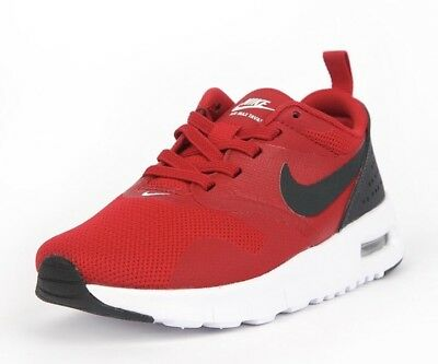 Nike Air Max Tavas Red/Anthacite/White Boy's Running Shoes-Assorted Sizes 1-3Y