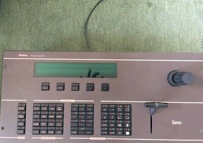 Abekas (Grass Valley) Zeno Component Digital Effects Controller, Programmer