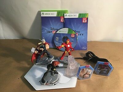 Disney Infinity: Marvel Super Heroes 2.0 Edition Microsoft Xbox 360 Starter Pack