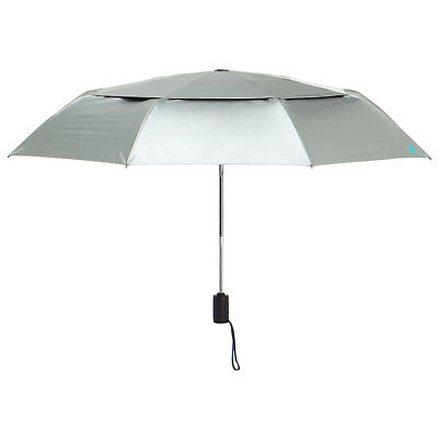 Coolibar UPF 50+ 42'' Titanium Travel Umbrella