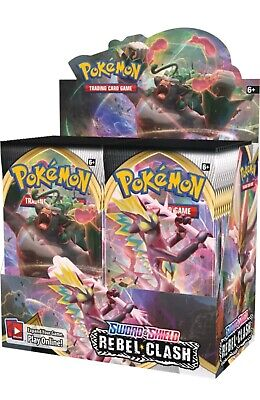 POKEMON TCG Sun & Moon Ultra Prism Booster Box Includes 36 Packs - New