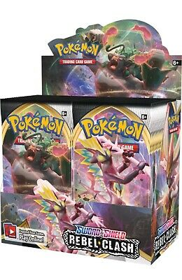 Pokemon TCG - Sun & Moon: UNIFIED MINDS Booster Box (36 Packs)-SEALED PREORDER