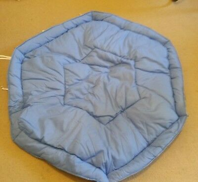 Lindam Play Pen Blue Mat - New Unused - Pick up Adelaide only