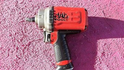 Mac Tools *near Mint!* Awp050 Impact Wrench!  Huge 1260 Ft/lbs Of Torque!