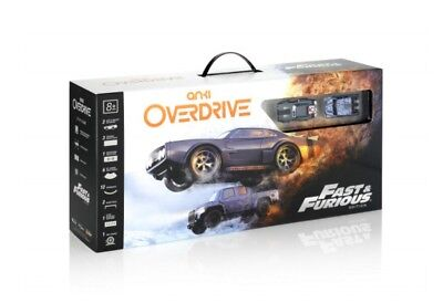 Anki Overdrive Fast And The Furious Starter Kit