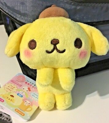 SEGA UFO Catcher Prize - Limited - Sanrio & You Plush Key Chain - Pom Pom Purin