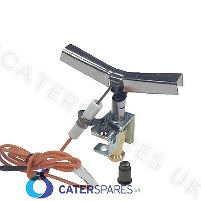 Imperial 1097 / 1098 Oven Range Gas Pilot Assembly Long Wing Icv Icvd Models