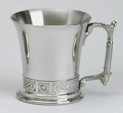 Childs Pewter Celtic Wire Can