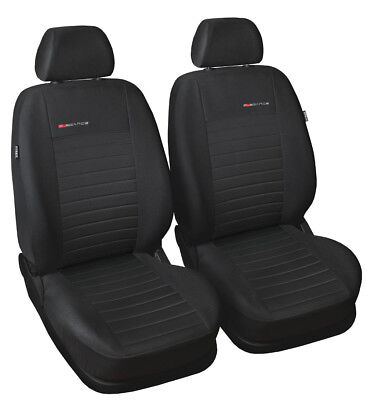 Front car seat covers elegance fit Volkswagen Caddy