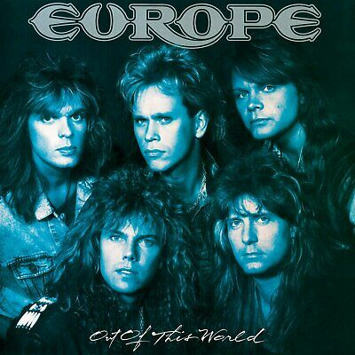 Europe Out Of This World Vinyl LP NEW sealed