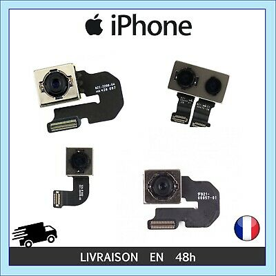 Module Appareil Photo Camera Apn Arriere Objectif Iphone 6/6+/6S/6S+/7/7+ Plus X