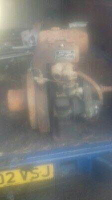 Petter A1 stationary engine parts project spares repairs reuse barn find