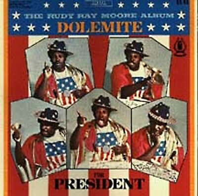 THE RUDY RAY MOORE ALBUM Dolemite For President GENERATION RECORDS Sealed LP