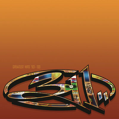 311 Greatest Hits 93-03 150gm Vinyl 2 LP +Download +g/f NEW sealed