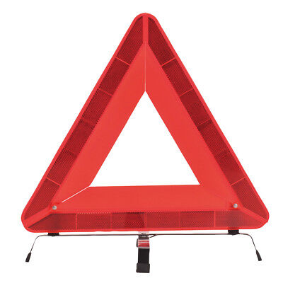 Portwest Folding Warning Triangle Sign Car Hazard Breakdown Accident HV10