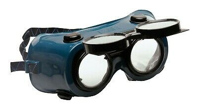 PORTWEST Gas Welding Goggles Flip Up Front Safety Shade 5 EN166 PW60