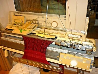 Brother 881 Knitting Machine &ribber