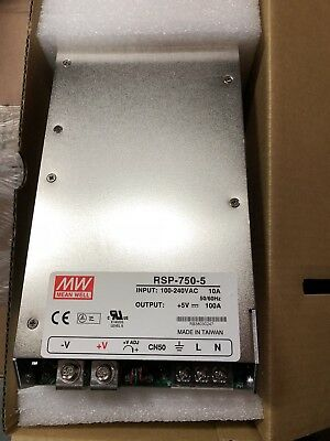 Mean Well RSP-750-5 Power Supply
