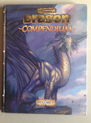 Dragon Compendium - D&D 3 Dungeons and Dragons Pathfinder