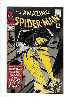 Amazing Spiderman #30 - 1965 – VF+/8.5 / HIGH GRADE! RARE! HIGHLY COLLECTIBLE!