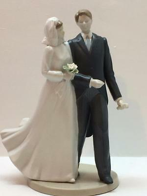 Beautiful Marco Giner Bride & Groom Porcelain Figurine Made in Spain Hand Made