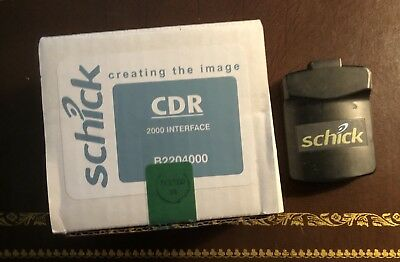 Schick (Sirona) Technologies CDR 2000 Interface