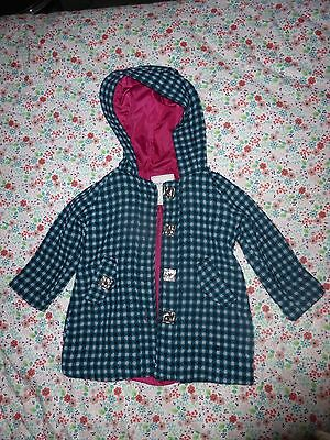 Toddler Girls Jacket size 2 Jack and Milly Vintage Collection