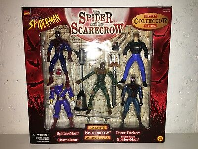 Marvel Comics Spiderman The Spider And The Crow Special Collectors Edition