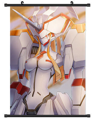 B4774 Darling in the FranXX anime manga Wallscroll Stoffposter 25x35cm