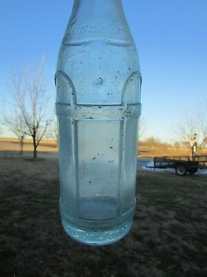 Rare Dublin, Texas Longhorn Bottle (Coca-Cola) 1920's
