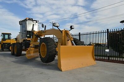 Road Grader 10 TonneCUMMINS 125HP SHOVEL-RIPPER-SIDE SHIFT BLADE + 5 YR WARRANTY