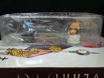 New CLAMP no Kiseki Chess Pieces KERO and SUPINEL Chess Box from JAPAN #2