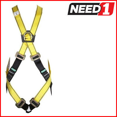 MSA Workman Crossover Full Body Safety Harness - Medium Size