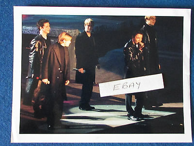 "Original Press Photo - 8""x6"" - Westlife - 1998"
