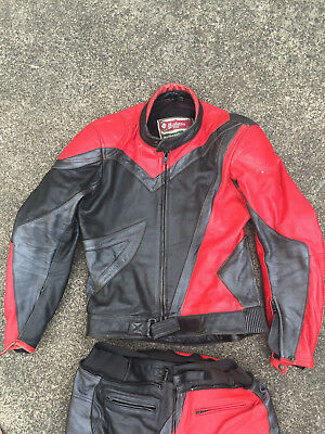 Motorcycle Leathers - Full Suit or Two Piece