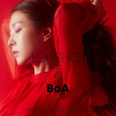 BOA - ONE SHOT, TWO SHOT (1st Mini Album) CD+Booklet+Poster