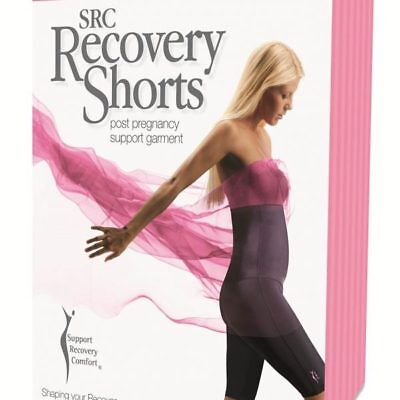 SRC Recovery Shorts Post Pregnancy - Receipt for Health fund available