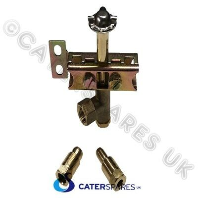 Universal Gas Pilot Assembly 6 & 4Mm Nut Olives Natural Or Lpg Gas 3 Way Kit