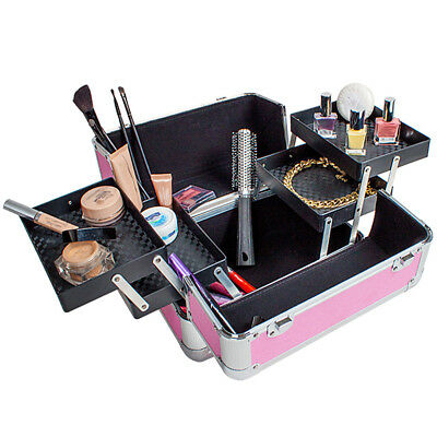 Valigetta Nail Art Cofanetto Porta Trucco Borsa Parrucchieri Beauty Case Make Up